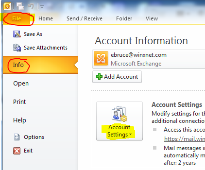 How to Remove a SharePoint Outlook Connection and Stop The